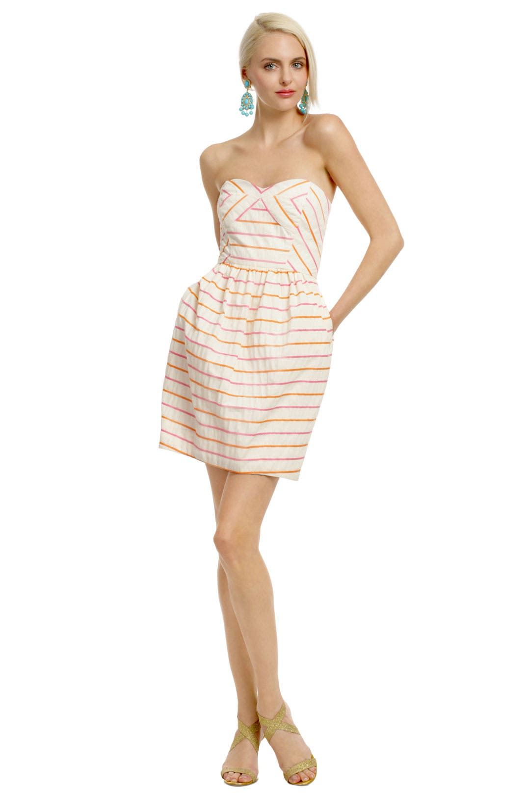Fun in the Sun Dress by Shoshanna