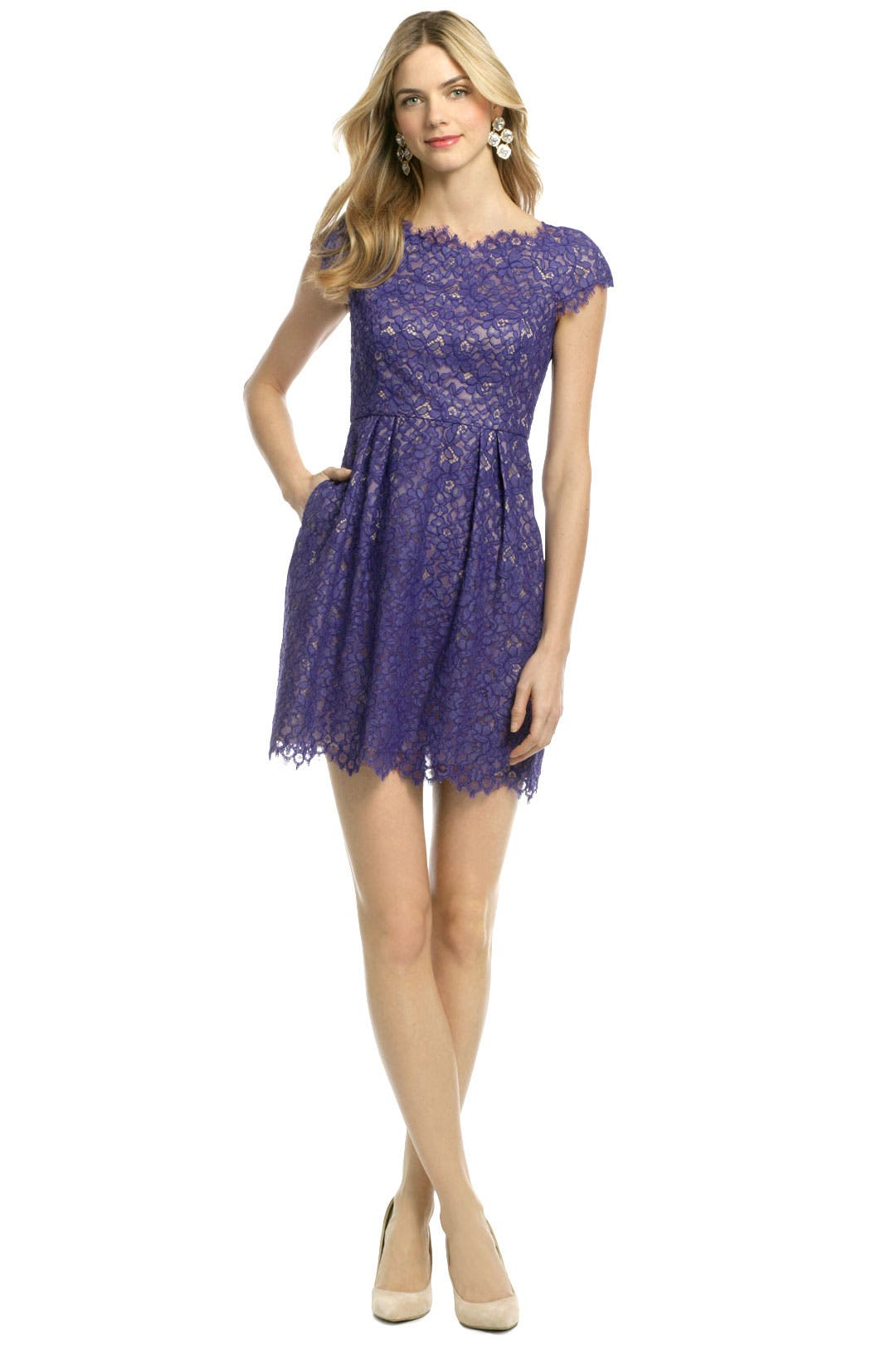 Lace Ceclie Dress by Shoshanna