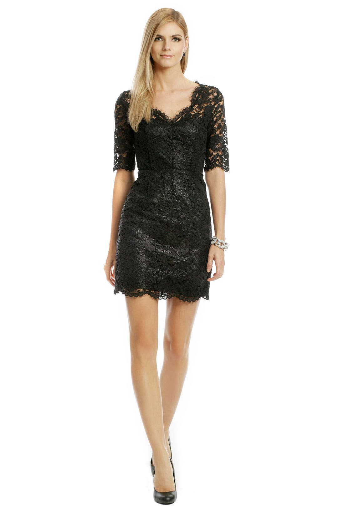 Lace Daria Dress by Shoshanna