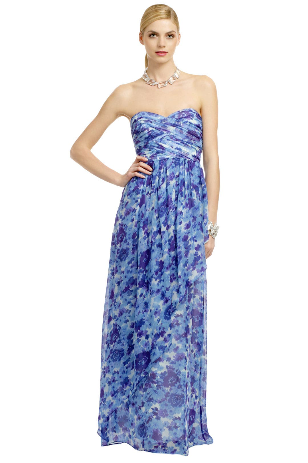 So Fresh Floral Maxi by Shoshanna