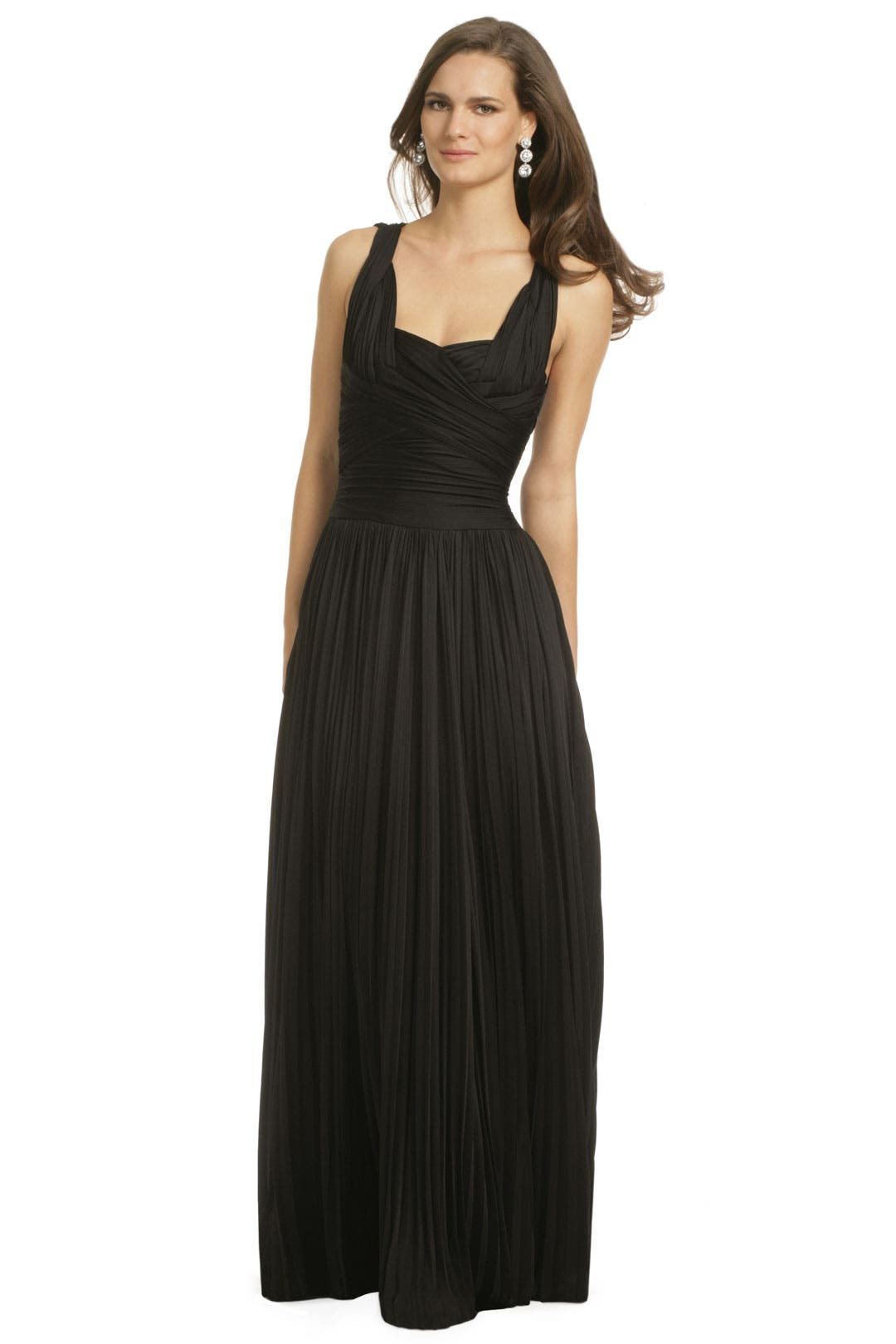 Force Of Pleats Gown by Temperley London