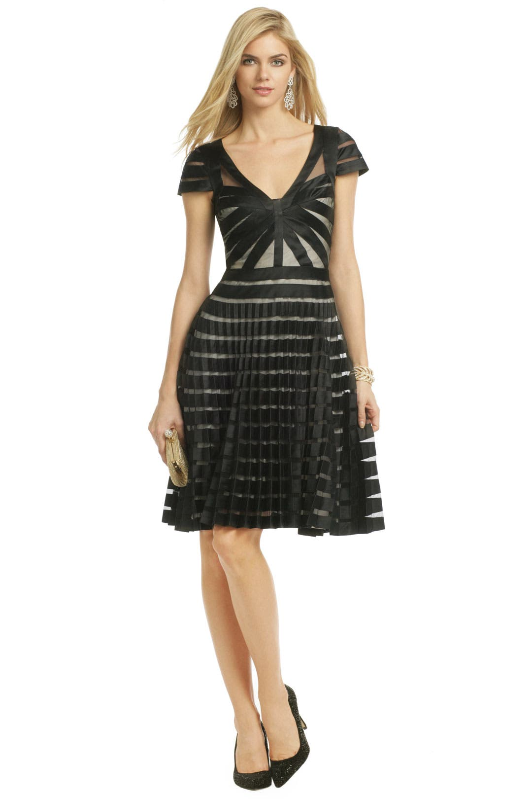 So Fan-tastic Dress by Temperley London