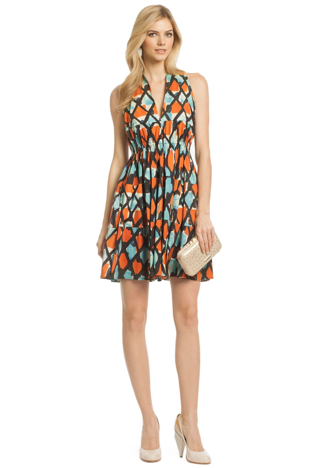 Boxed In Dress by Thakoon