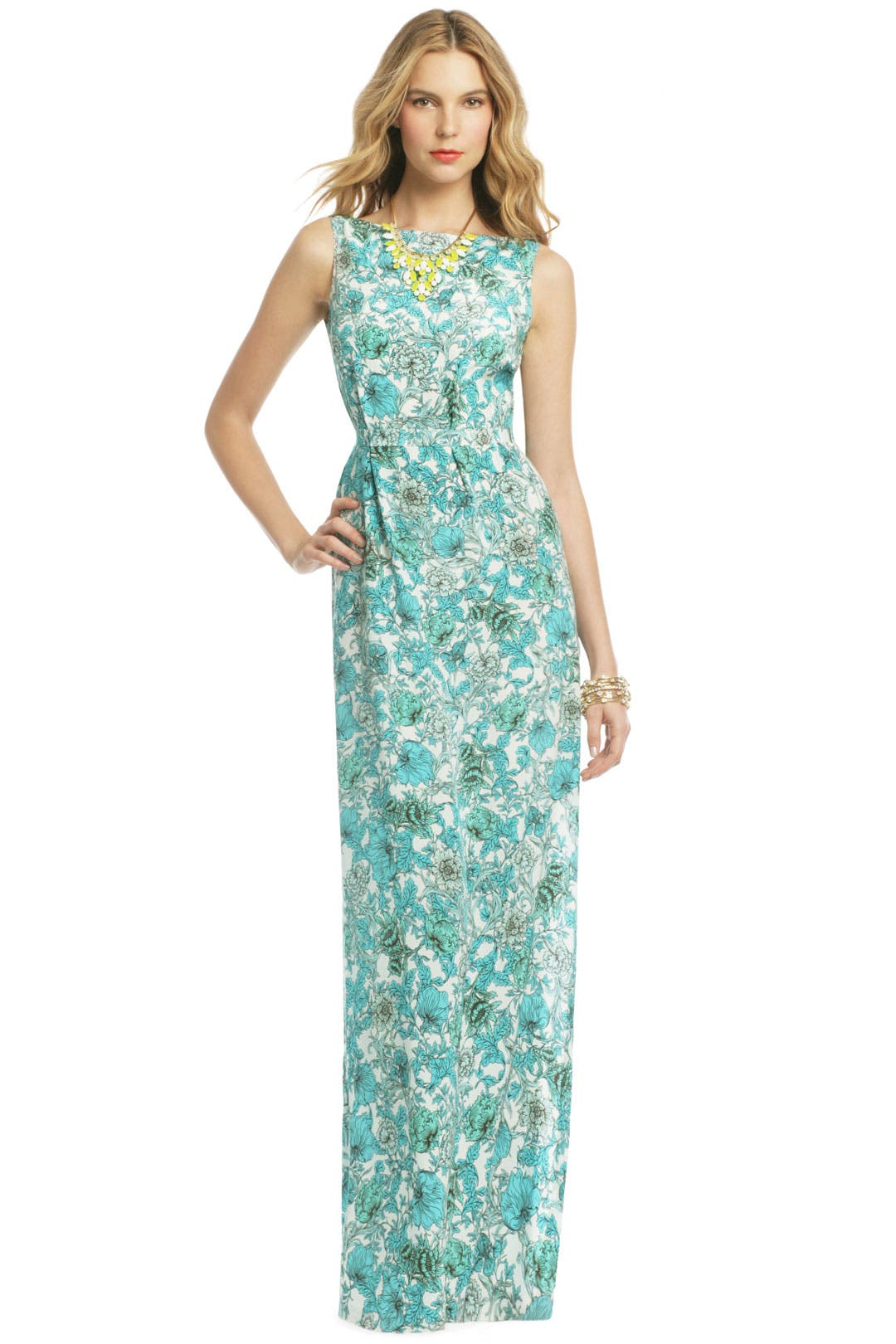 Central Park Boatride Maxi by Thakoon