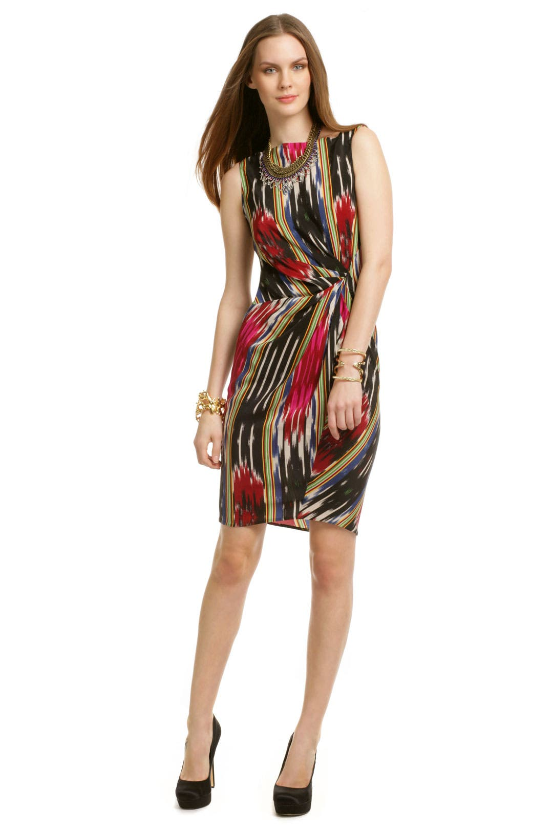 Ikat Dream Dress by Thakoon