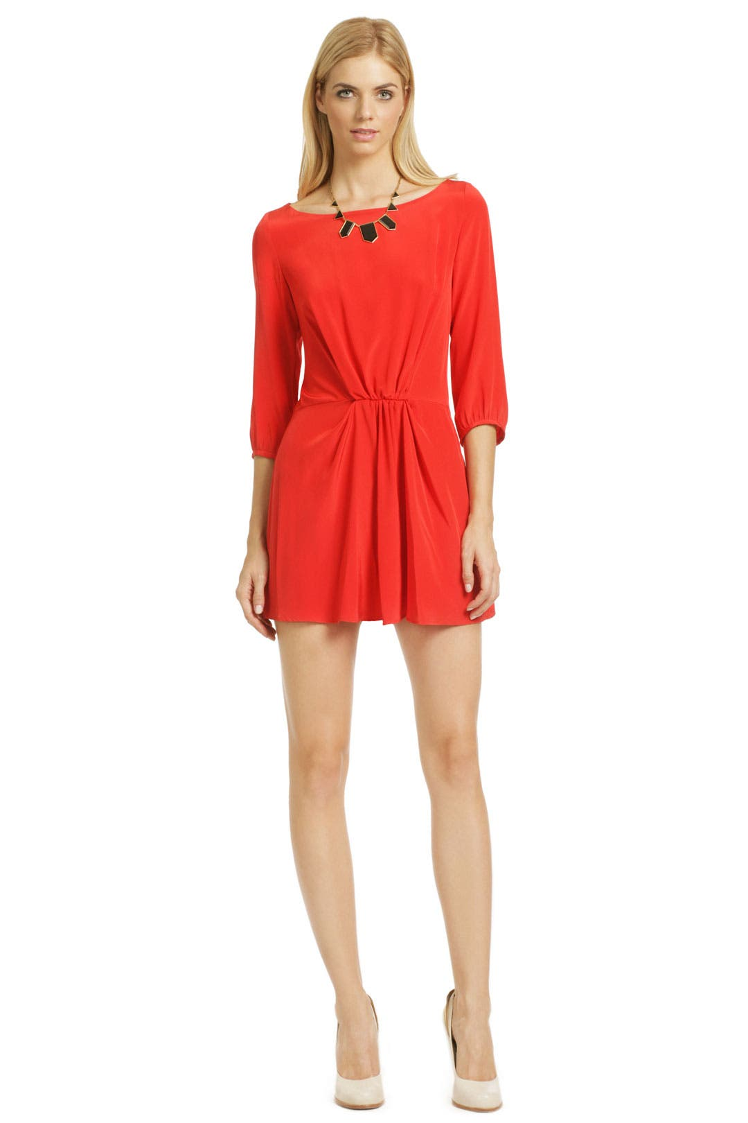 Red Robin Shift by Thakoon