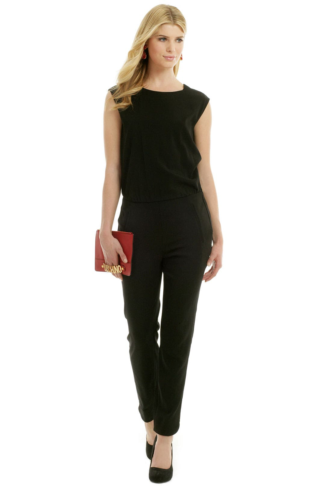 Ginta Jumpsuit by theory