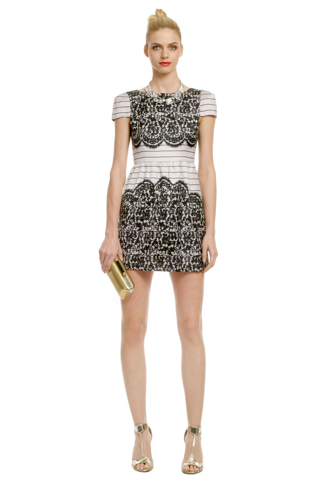 High Tea Dress by Tibi