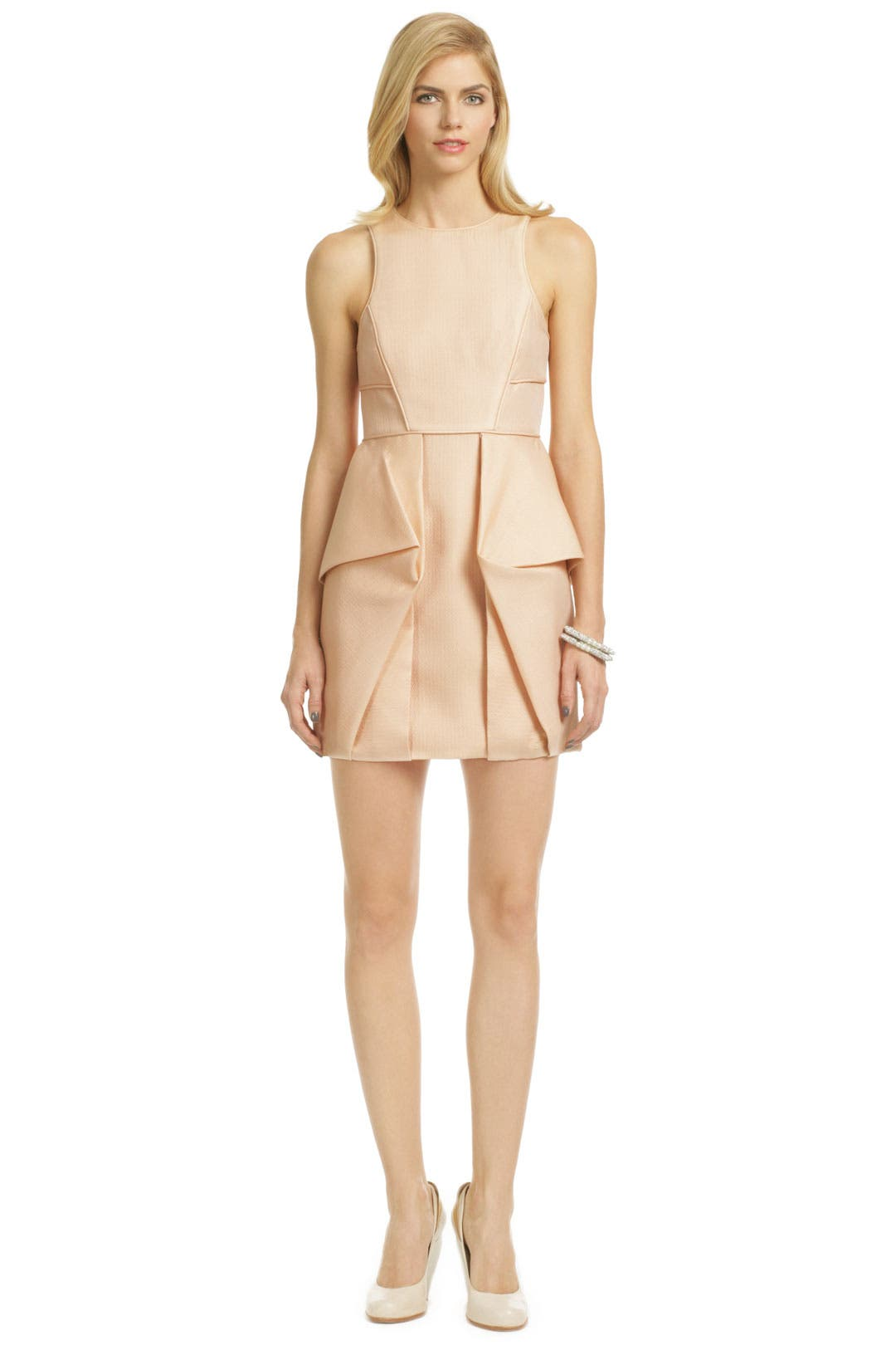 Make You Mine Dress by Tibi