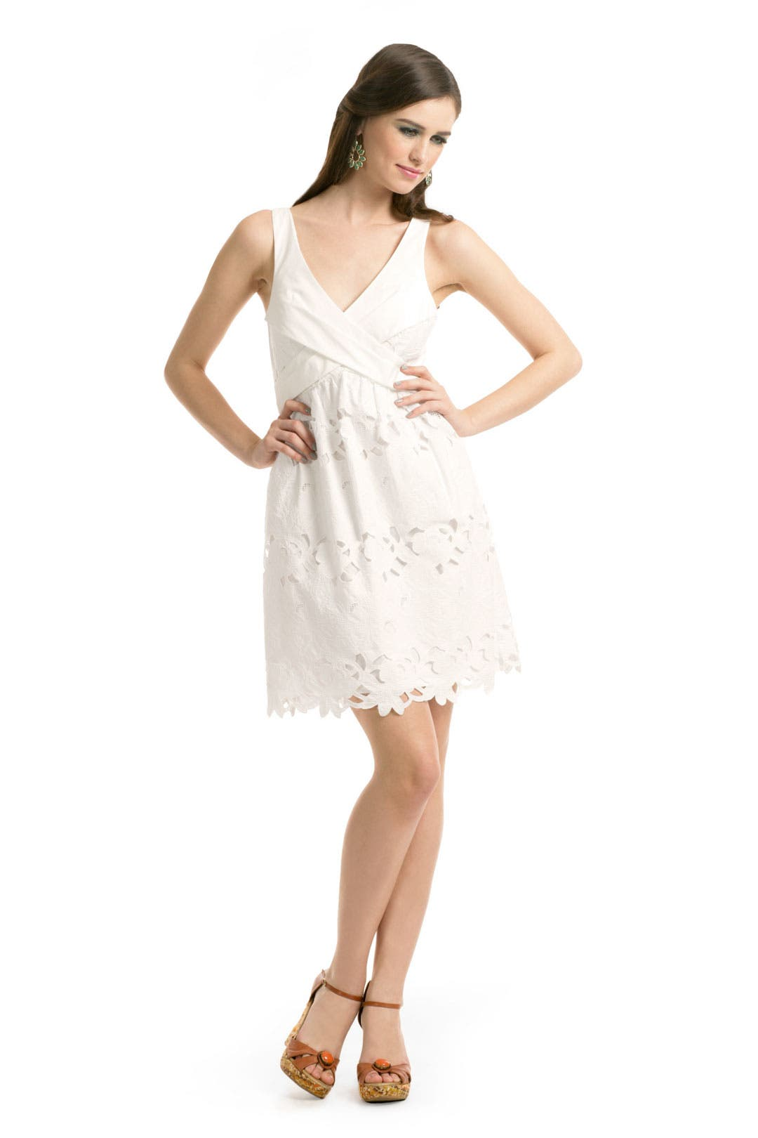 Southern Belle Dress by Tibi