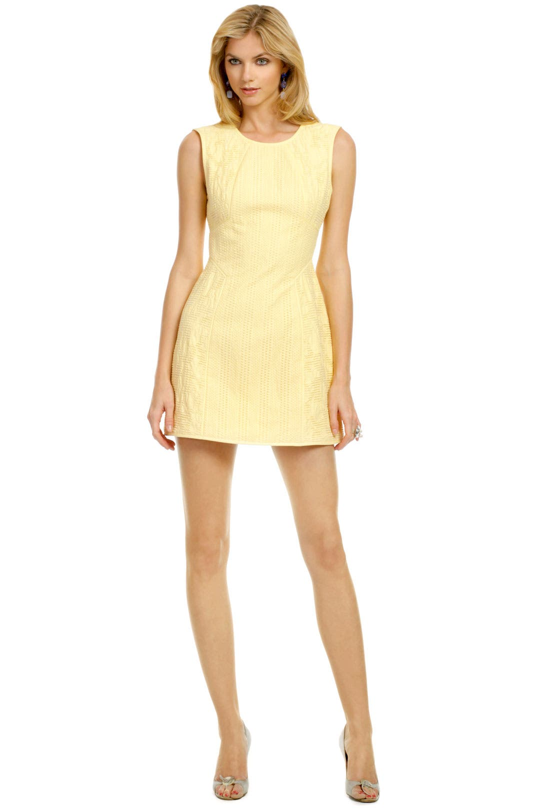 Sweet but Sour Dress by Tibi