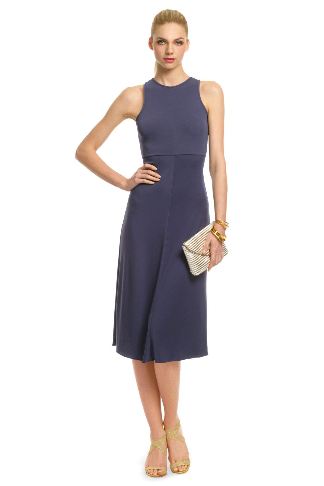 Work It Girl Dress by Tibi