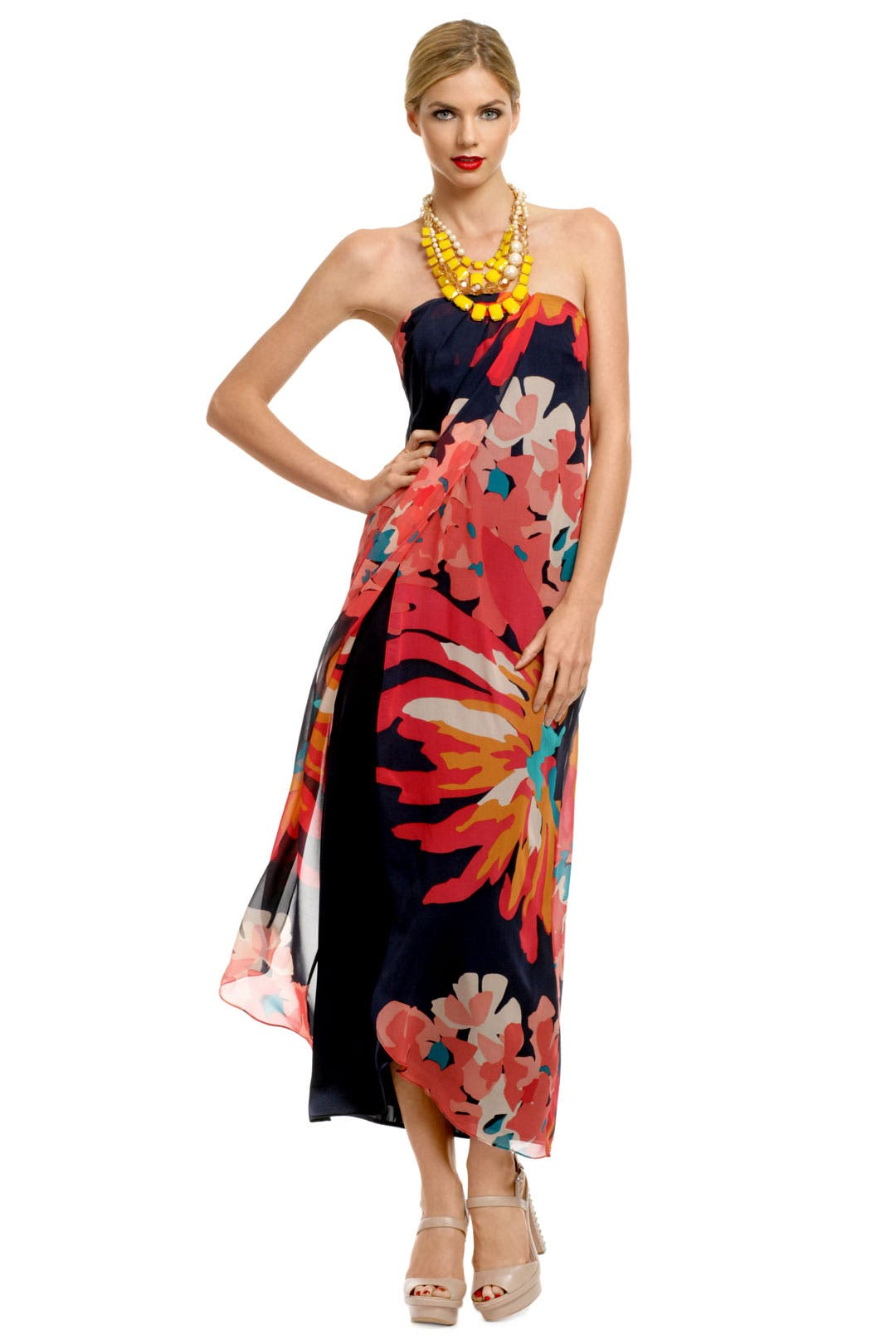 Surfs Up Maxi by Trina Turk