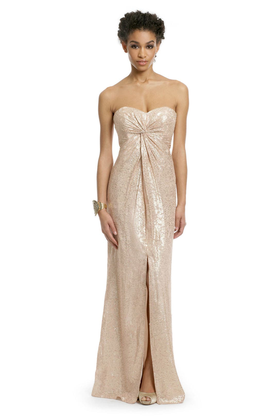 Twilight Shimmer Gown by Trina Turk