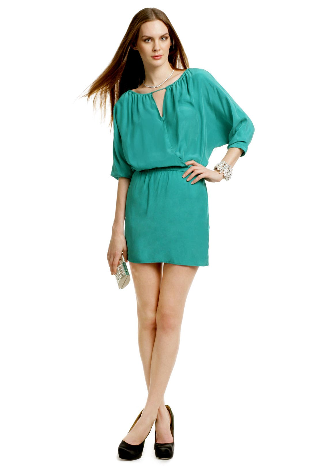 Shore Club Mini Dress by Twelfth Street by Cynthia Vincent