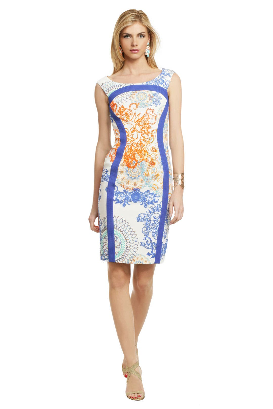 Caspian Sea Dress by Versace Collection