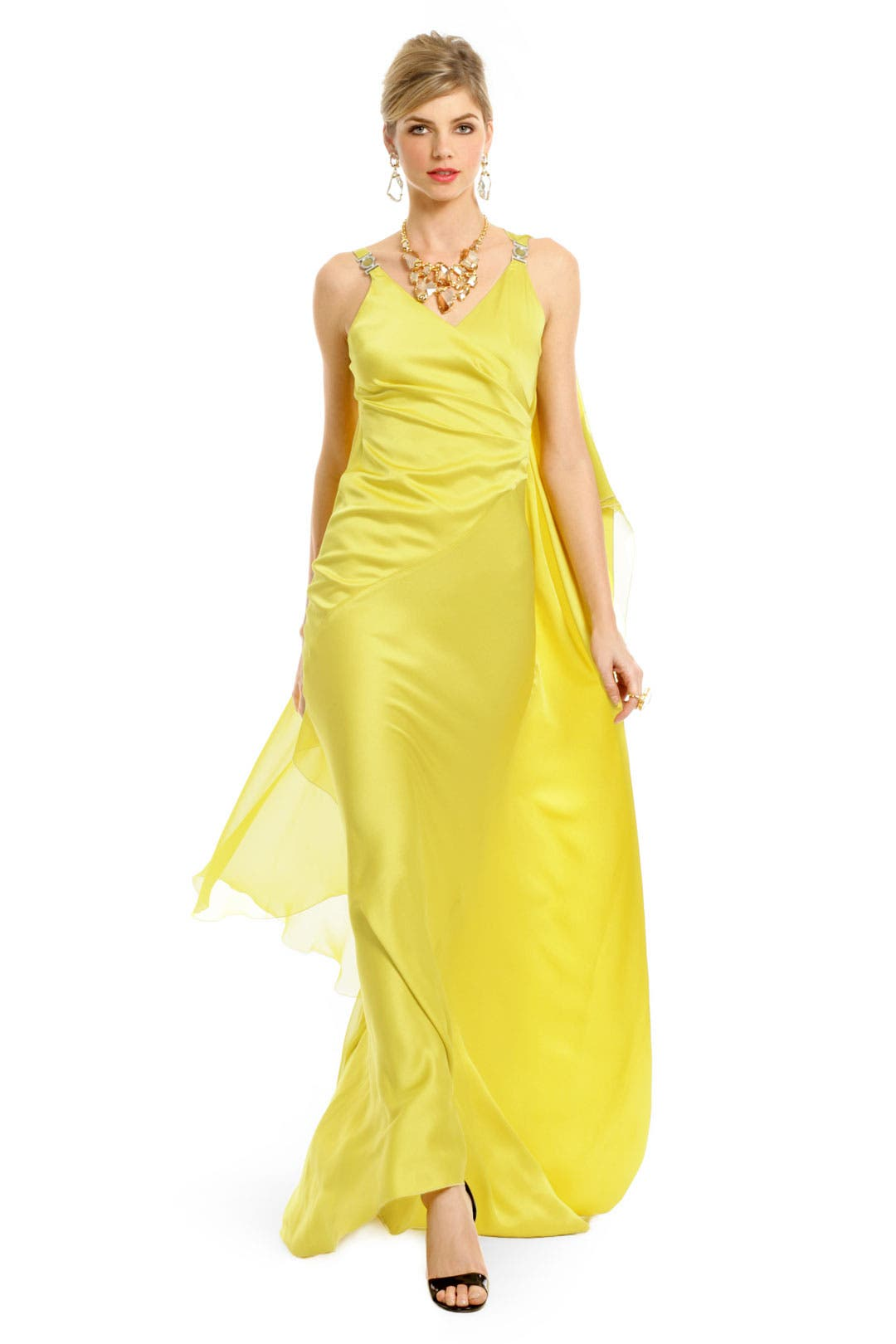 Sunlight Beauty Gown by Versace Collection