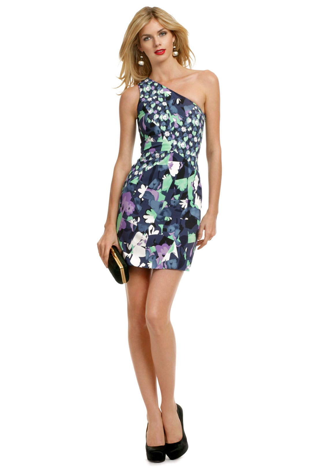Floral Wonderland Dress by Versus by Versace