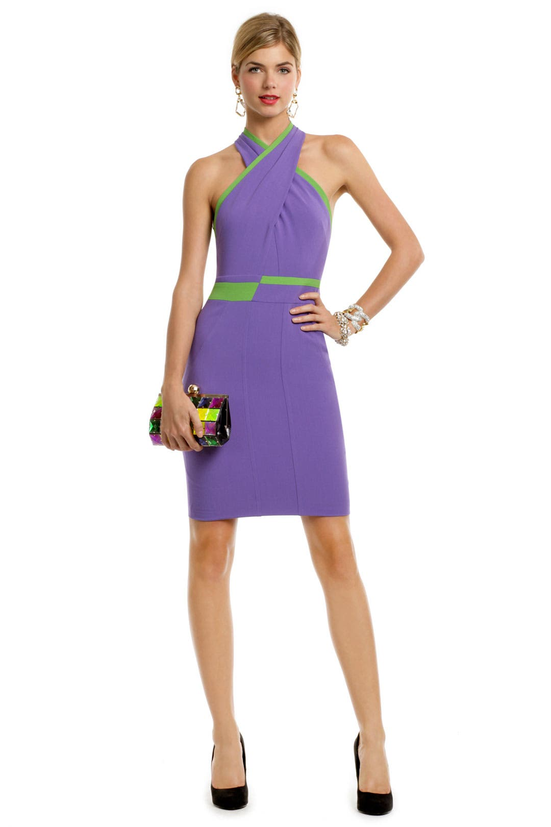 Rubix Mod Dress by Yigal Azrouël