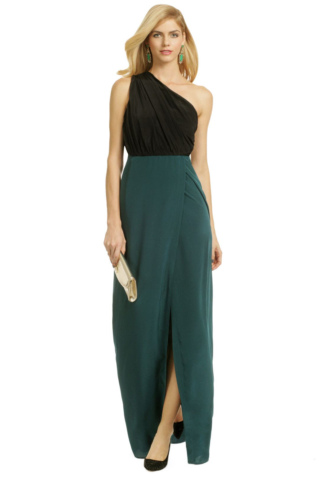 Selma Goes Green Gown by Yigal Azrouël