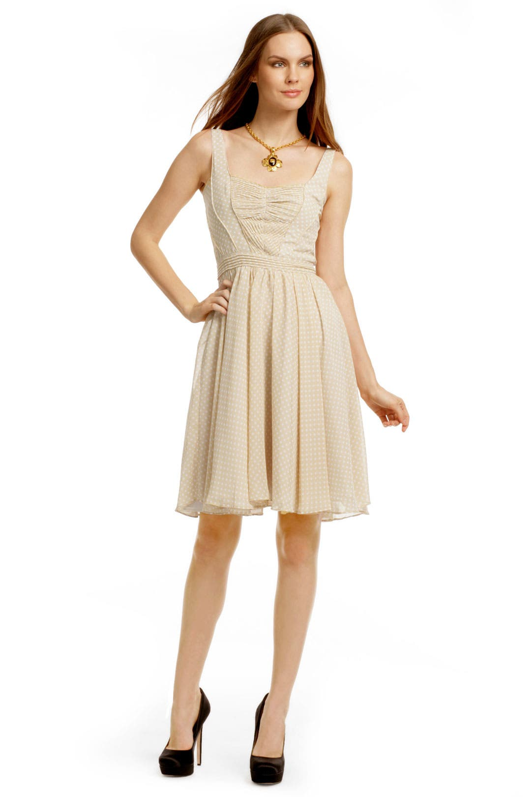 Countryside Chiffon Dress by Z Spoke Zac Posen