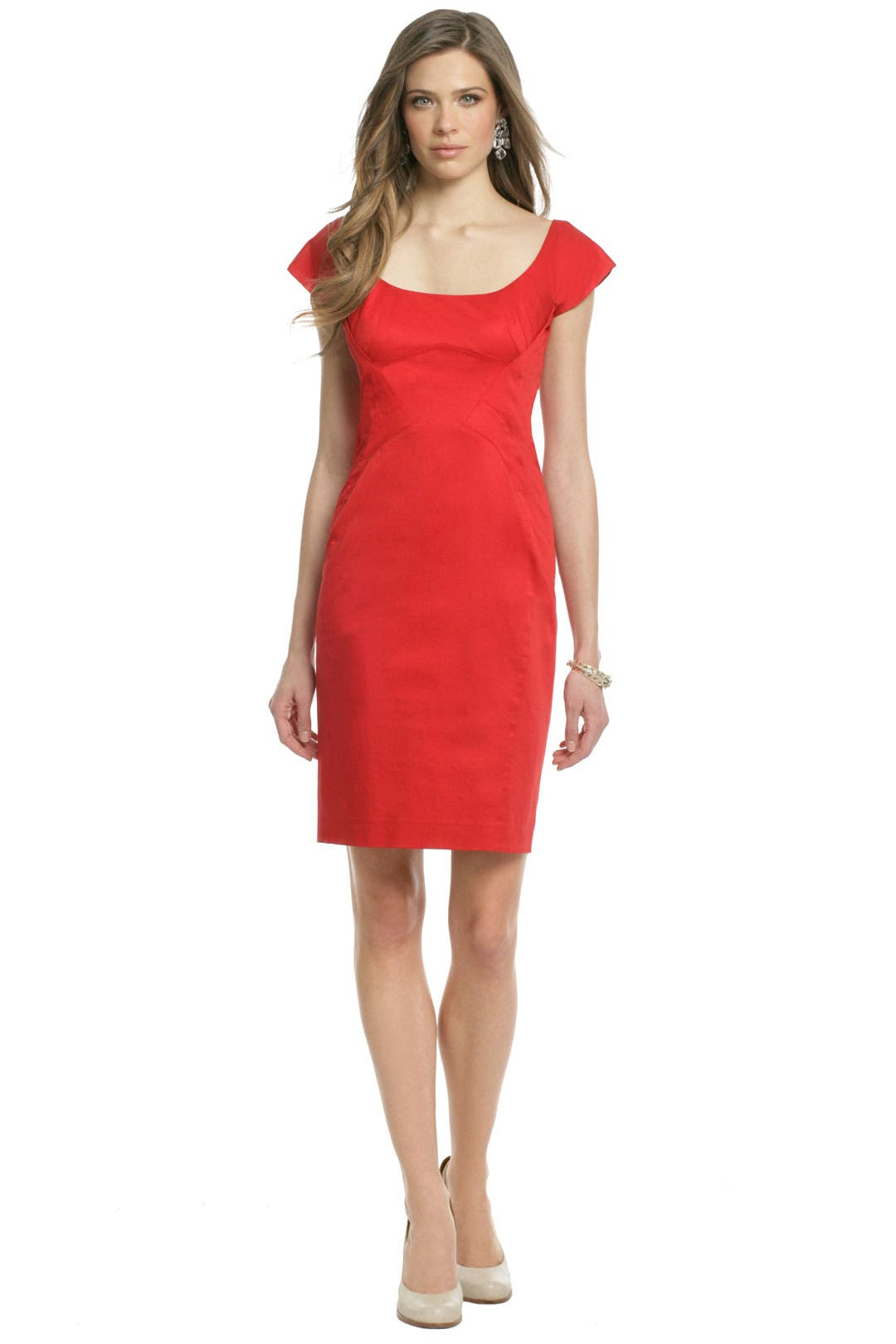 Make It Sizzle Sheath by Z Spoke Zac Posen