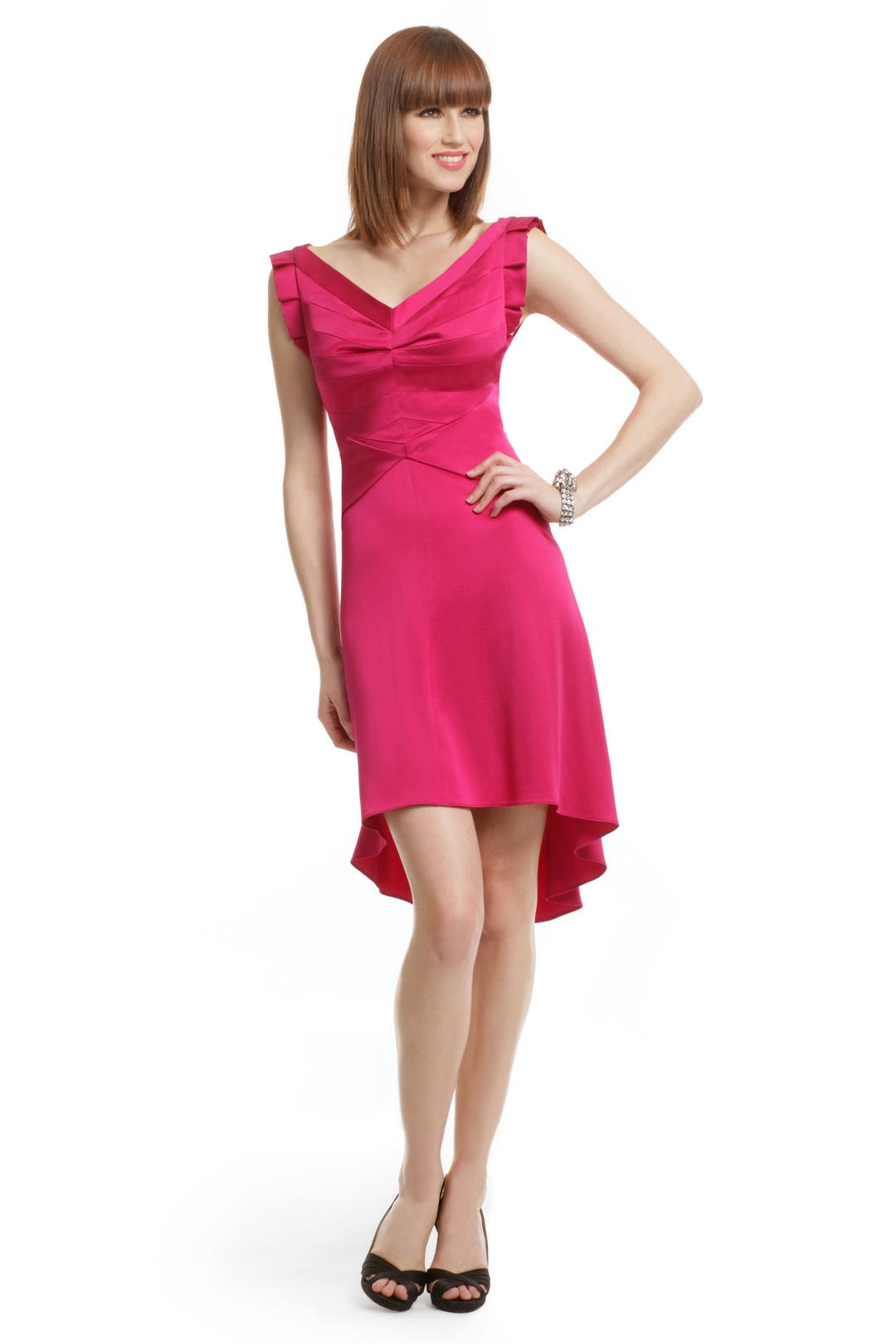 Pink Lady Dress by Z Spoke Zac Posen