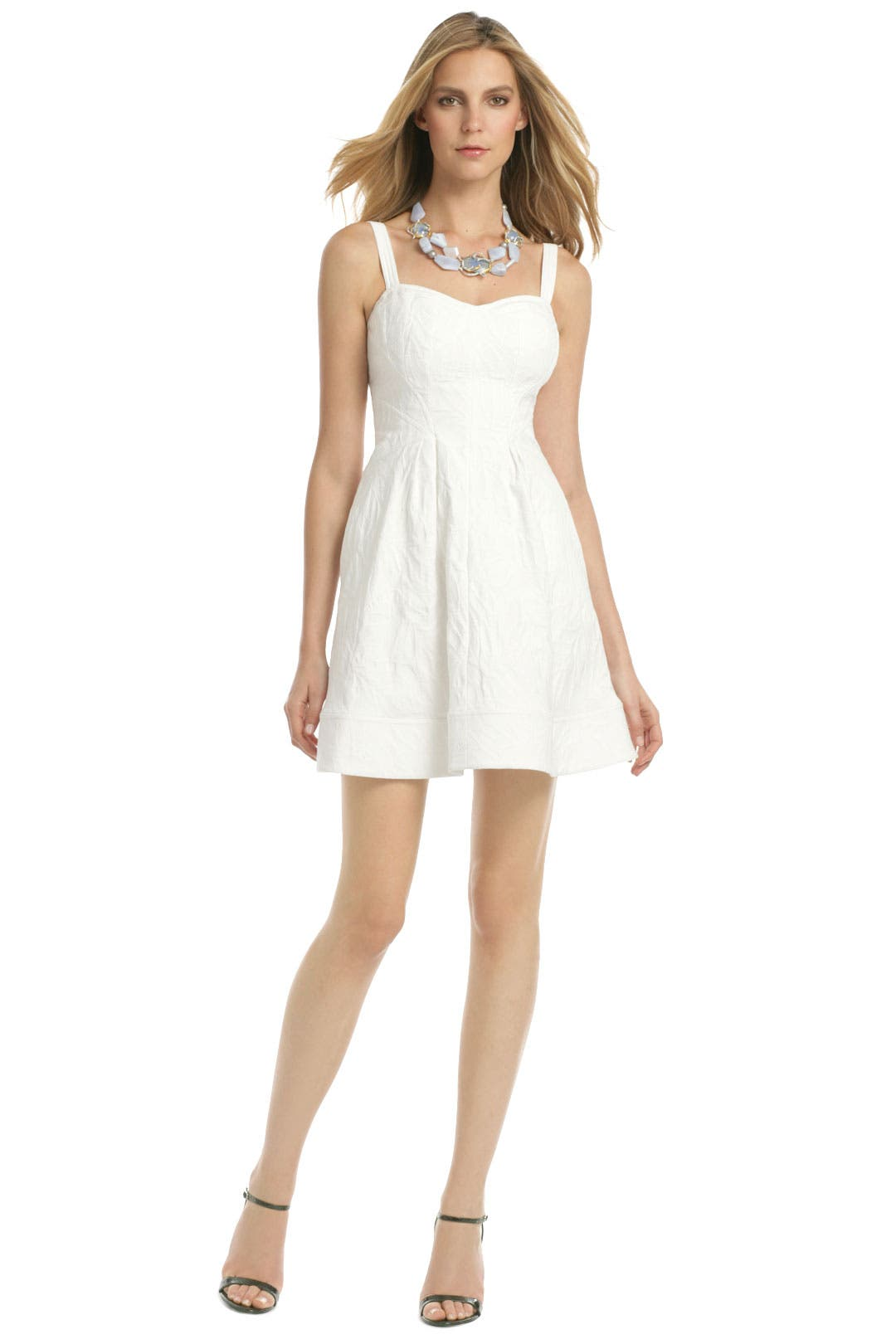 White As Snow Dress by Z Spoke Zac Posen