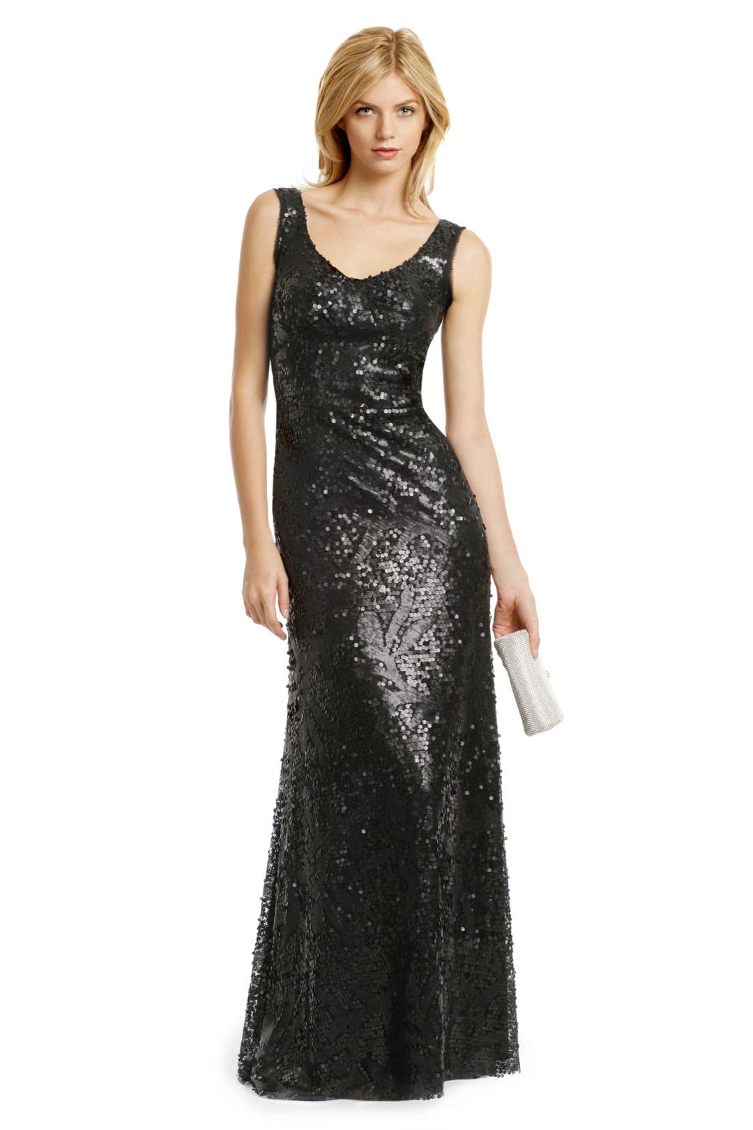 Masquerade Sequin Gown by Z Spoke Zac Posen