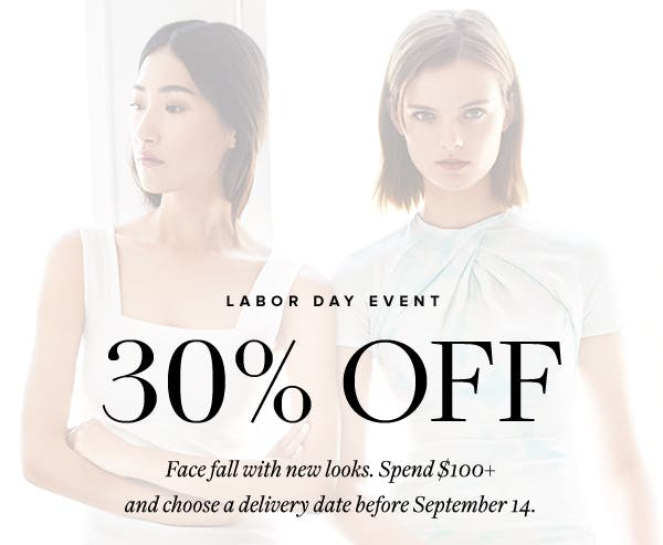 Shop the Labor Day Event